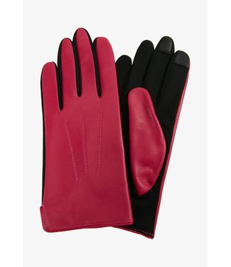 Kessler Hot Pink leather glove