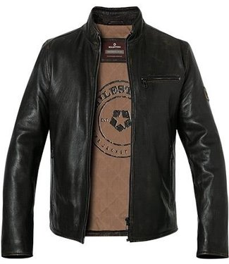 Milestone Dark brown leather jacket