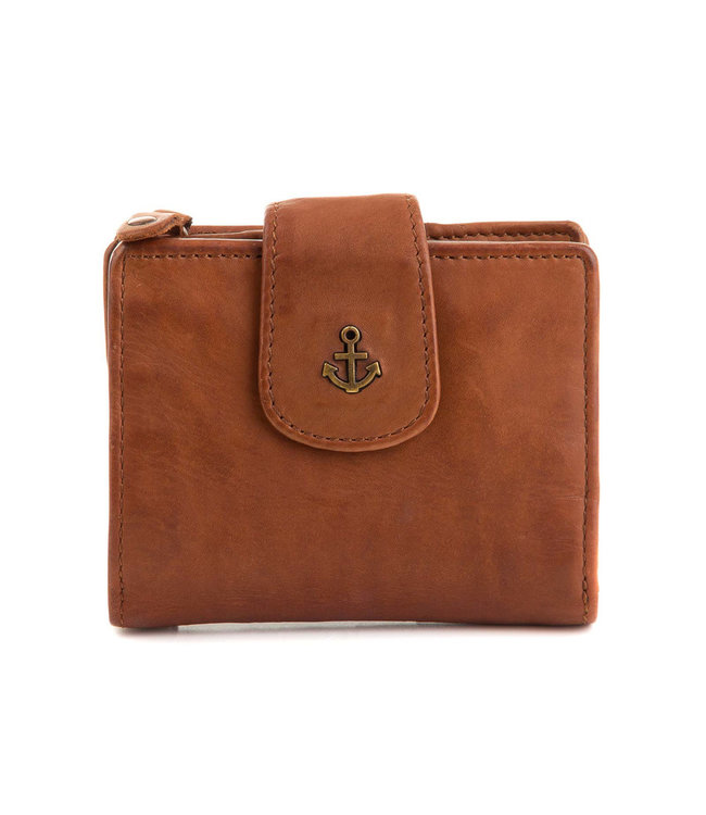 Harbour 2nd Brown leather wallet Stella