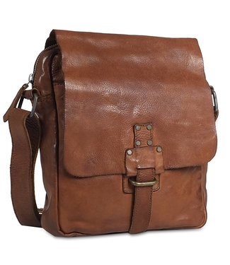 Harbour 2nd Brown leather bag Mar