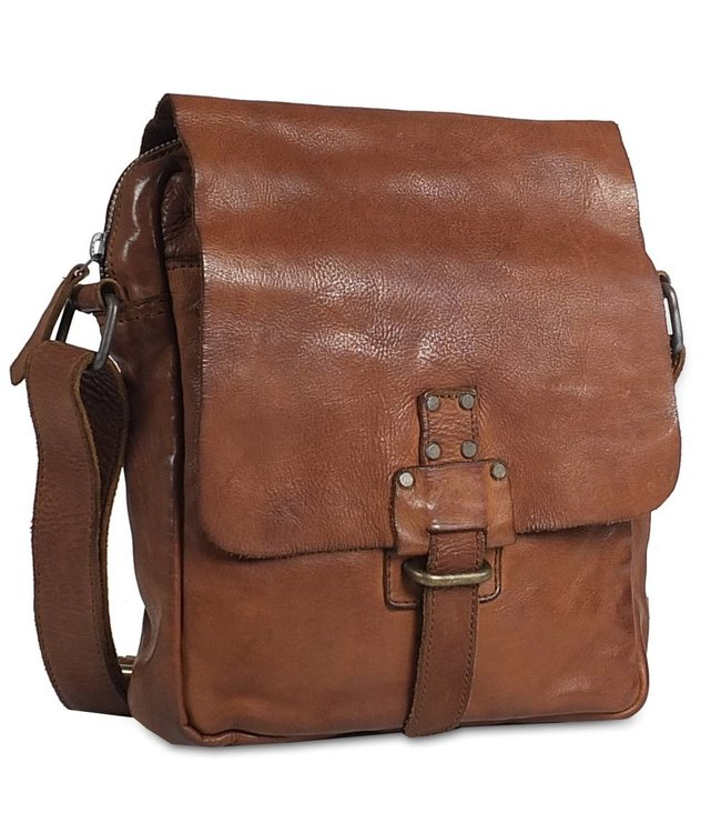 Harbour 2nd Brown leather bag Marlies