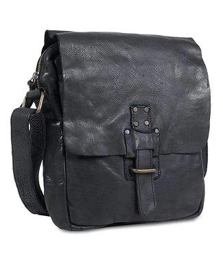 Harbour 2nd Black leather bag Mar