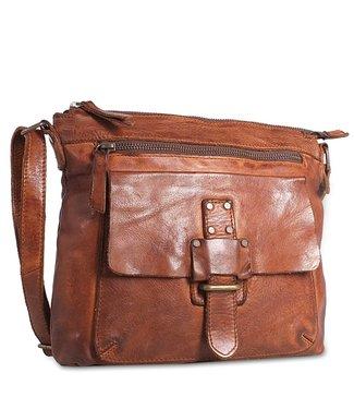 Harbour 2nd Brown leather bag Hazel