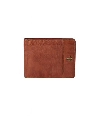 Harbour 2nd Brown leather wallet August