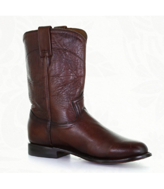 Corral  Brown leather men's boot
