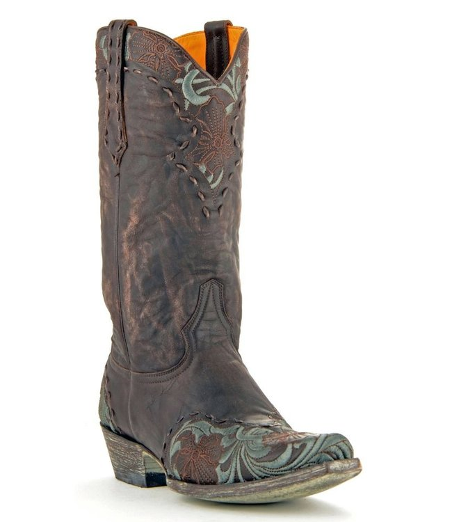 Old Gringo Brown western boot