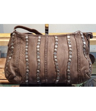 Harbour 2nd Brown leather bag   Uschi