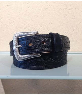Nocona Belt Company Black leather belt