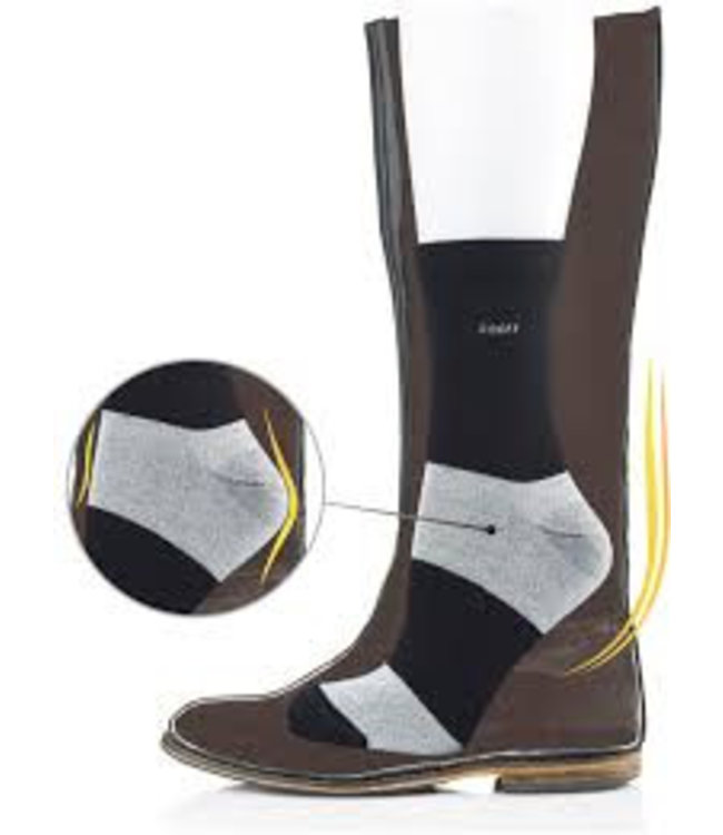 The ultimate boot sock