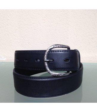 Nocona Belt Company Schwarzer Ledergürtel