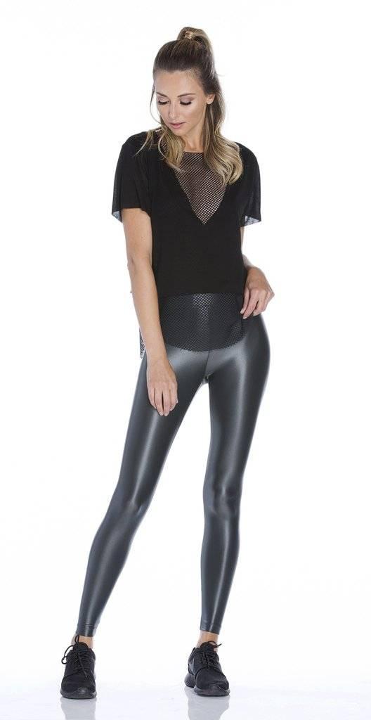 fdb8d68779b5b Koral Activewear - Double Layer Tee - STELLASSTYLE