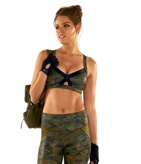 c3aa4ec7f17a35 L urv - Products Lovers Army Bralette - STELLASSTYLE