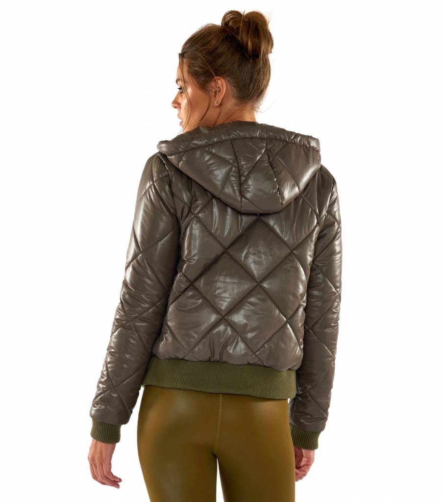L'urv Brave World Puffer Jacket