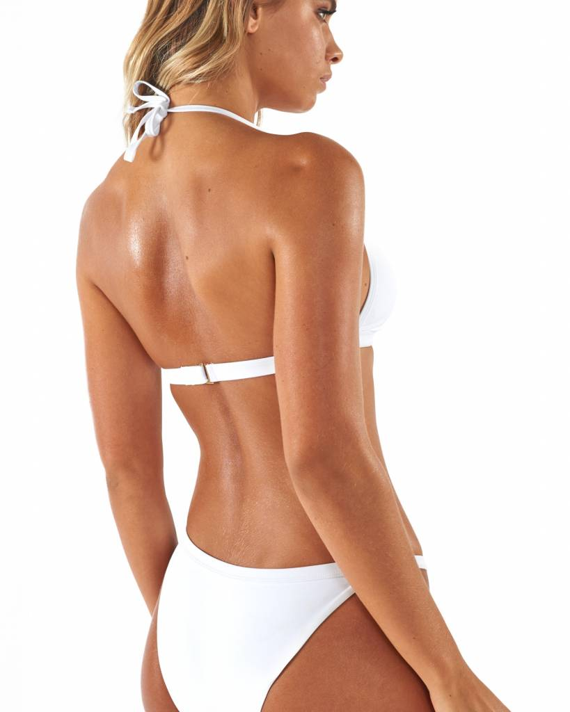 L'urv The Wild and Wanted Bikini  (White)