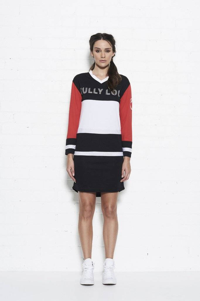 Tully Lou Kings Jersey Dress