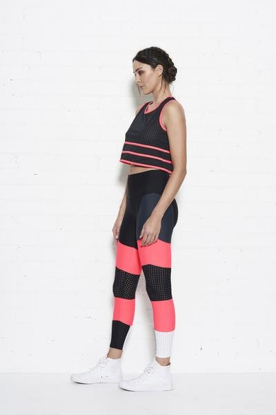 Tully Lou Raptors legging