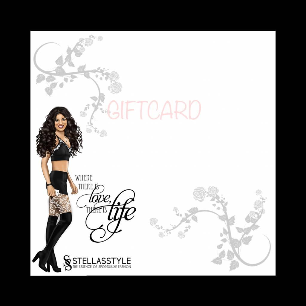 Stellasstyle Gift Card
