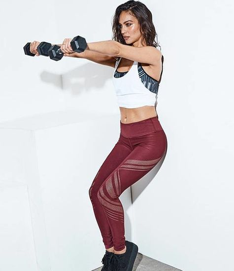 Vimmia Drill Legging  trendy sport legging voor elke workout