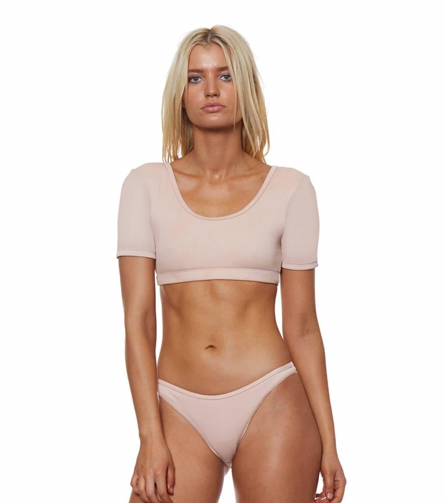 L'urv Mini Rib Tee Bikini