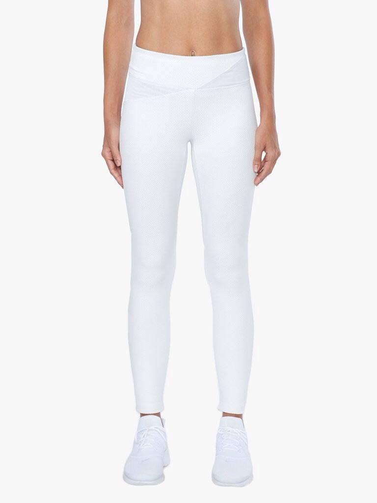 Koral Activewear Flight Mid Rise Legging - White