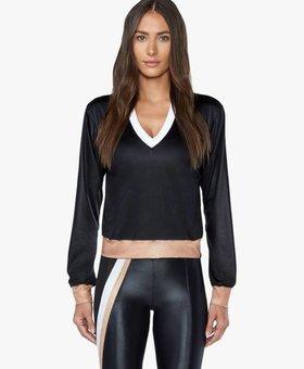 Koral Activewear Birdie V-Neck Pullover