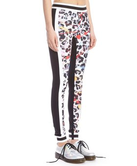 NO KA'OI Leopaki Kalia Leggings