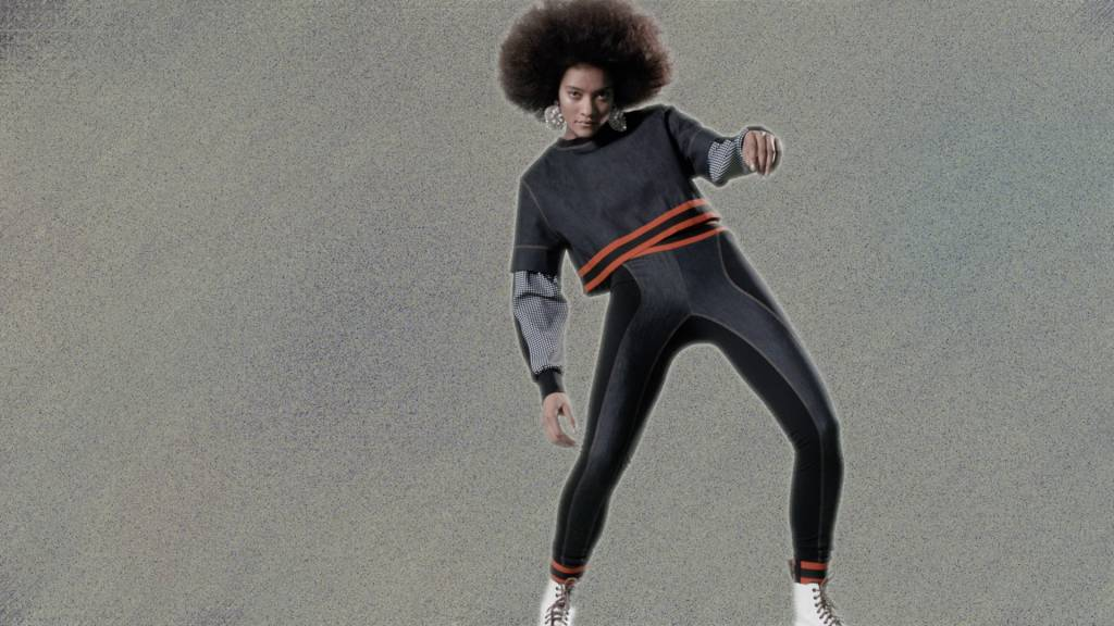 NO KA'OI Aukana Leggings - Spijker legging