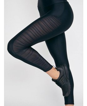 Lanston Noah Ruched Side Legging