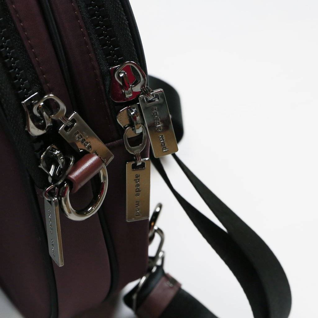 Apede Mod Jellypuff Backpack - Maroon