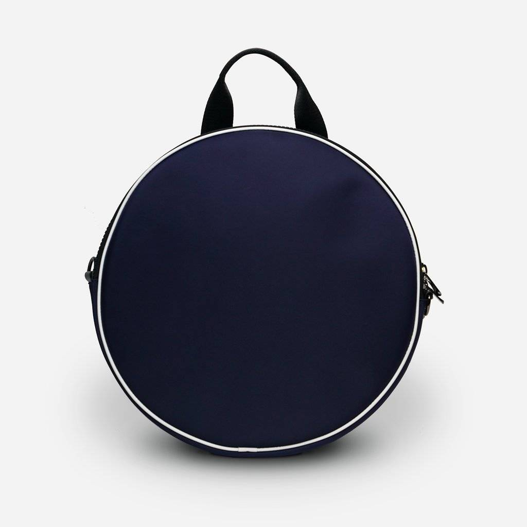 Apede Mod Jellypuff Backpack - Navy