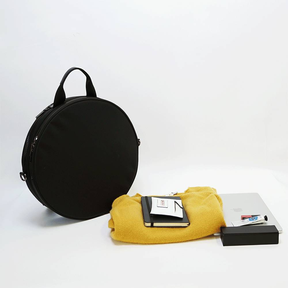 Apede Mod Jellypuff Backpack - Yellow