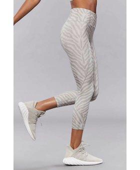 Varley Kensington Legging Silver Zebra
