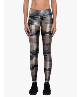 Koral Activewear Lustruous High Rise Legging Camouflage