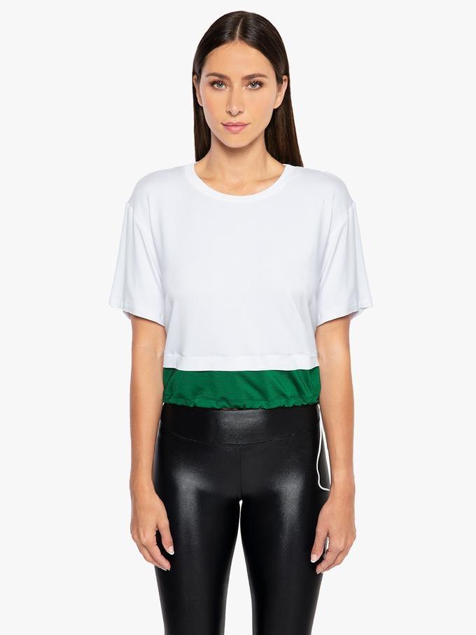 Koral Activewear Bora Brisa Crop T-Shirt