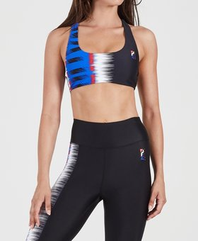 P. E Nation Rerun Sports Bra