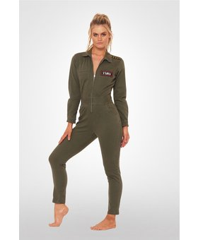 L'urv My Wingwoman Jumpsuit - Army