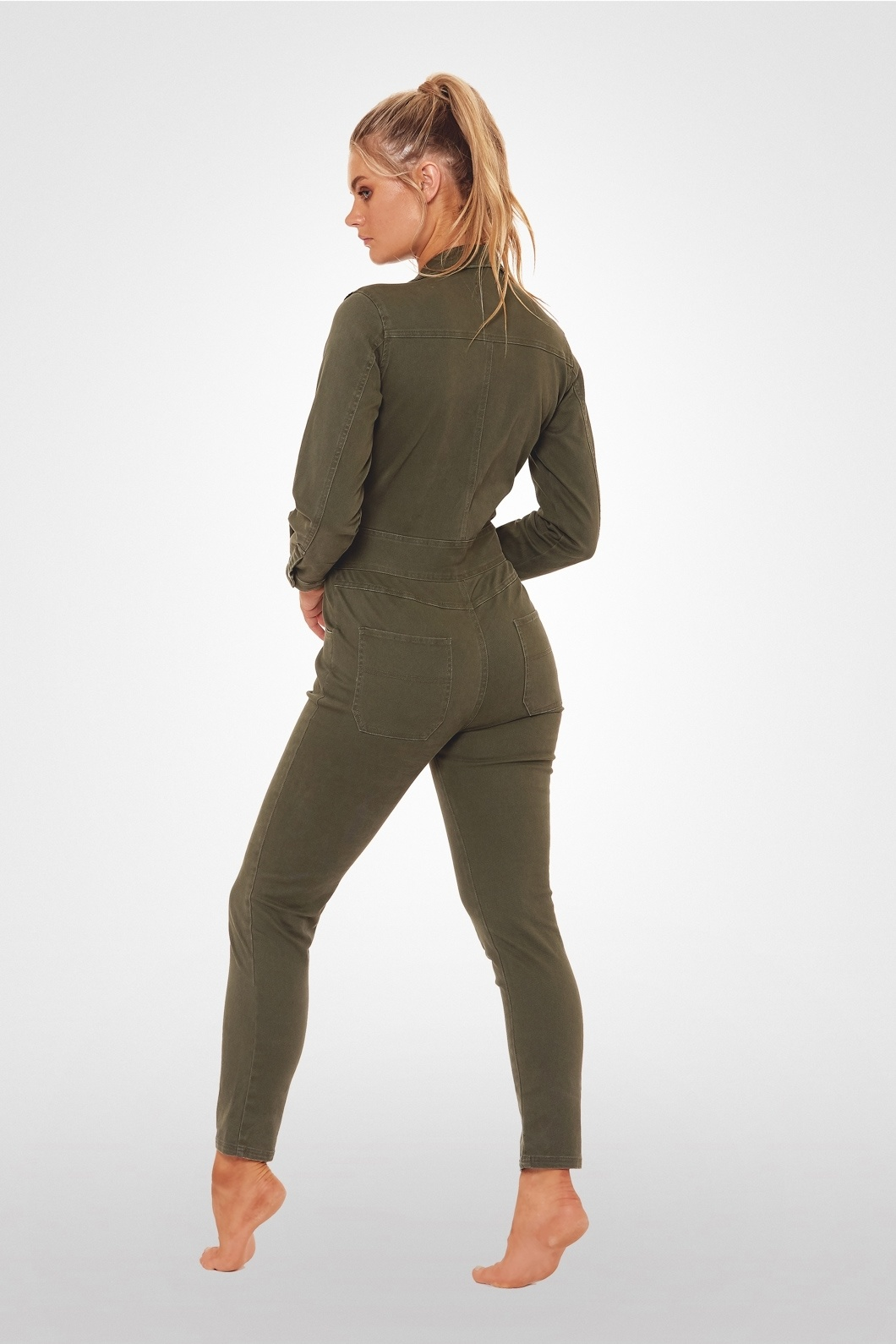 L'urv My Wingwoman Jumpsuit - Army