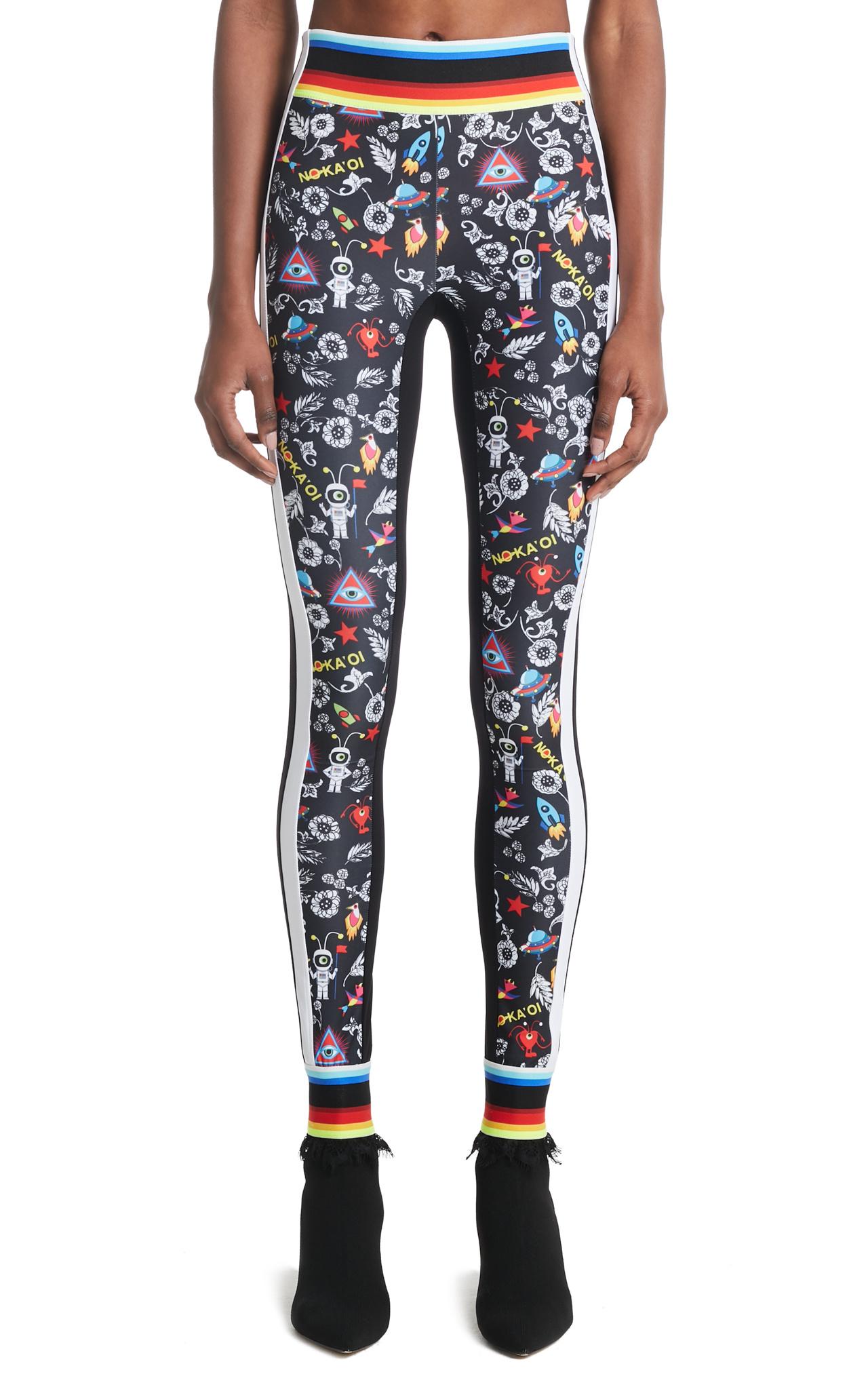 NO KA'OI Cosmic leggings