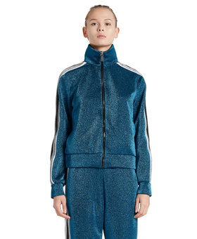 NO KA'OI Attitude Zip-Up Top