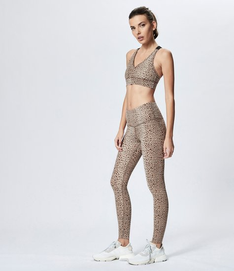 Varley Estrella Legging Saharan Cheetah