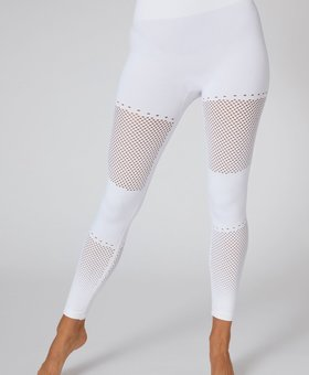 lurv Wellness Seamless 7/8 Legging White