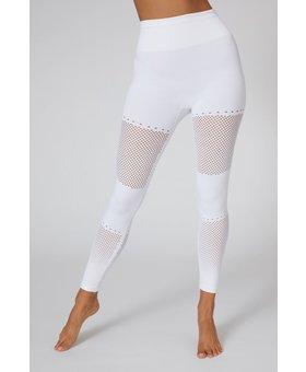 lurv Wellness Seamless 7/8 Legging White