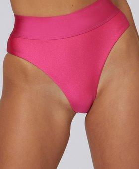 L'urv Cassie Bikini Bottom-hot pink