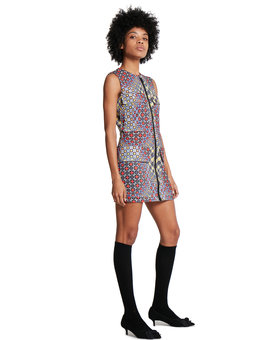 NO KA'OI Illusion dress