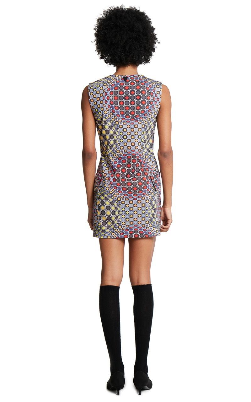 NO KA'OI Illusion dress