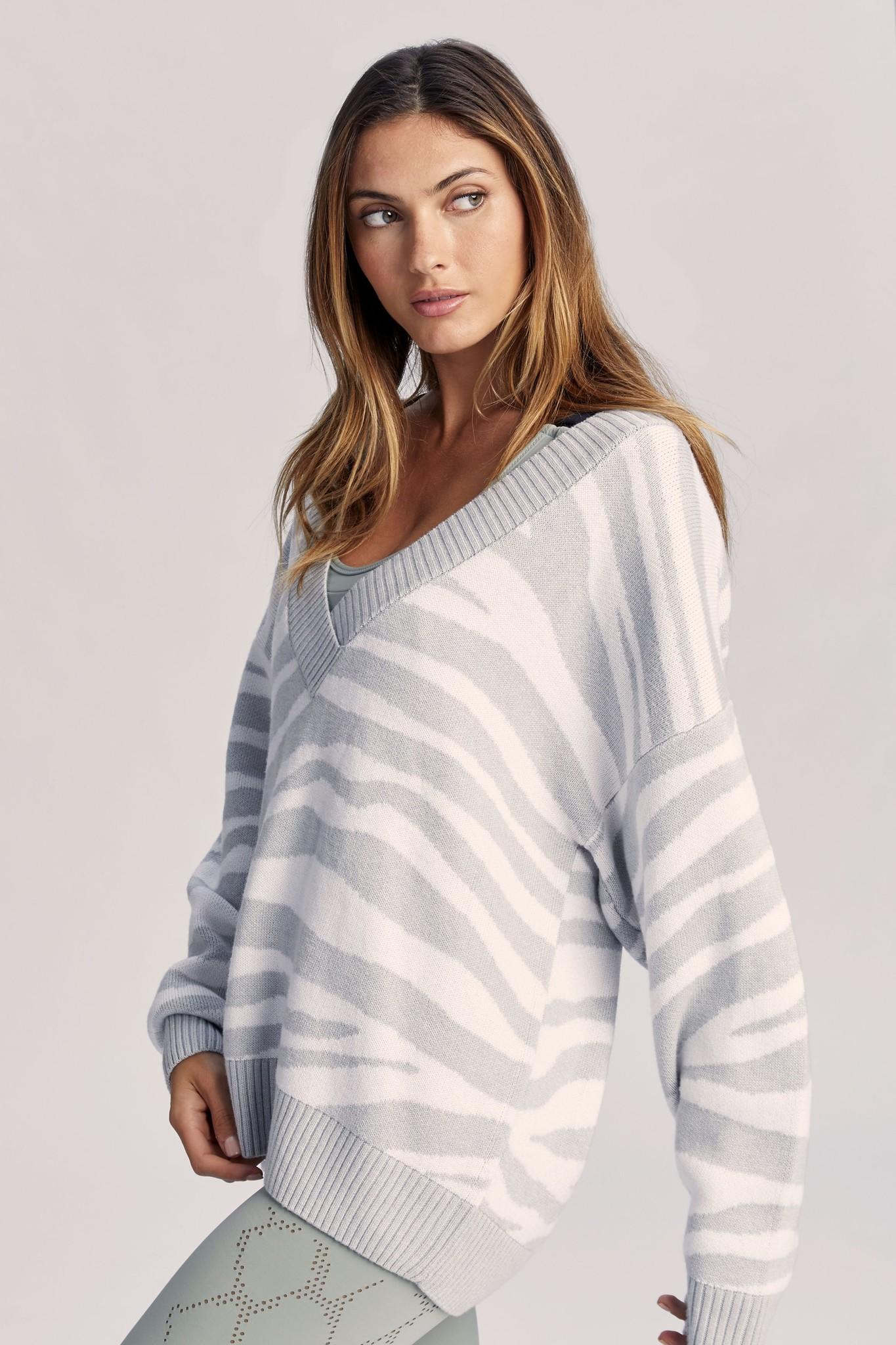 Varley Calvert Sweater Grey