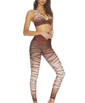 Beach Riot Jungle Piper Legging Rust