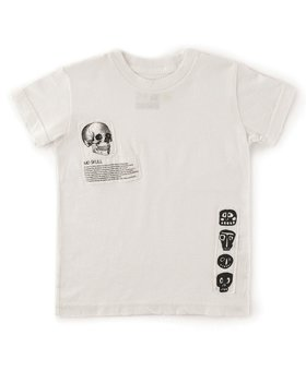NUNUNU Skull Evolution T-shirt