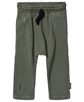 NUNUNU Military Harem Pants