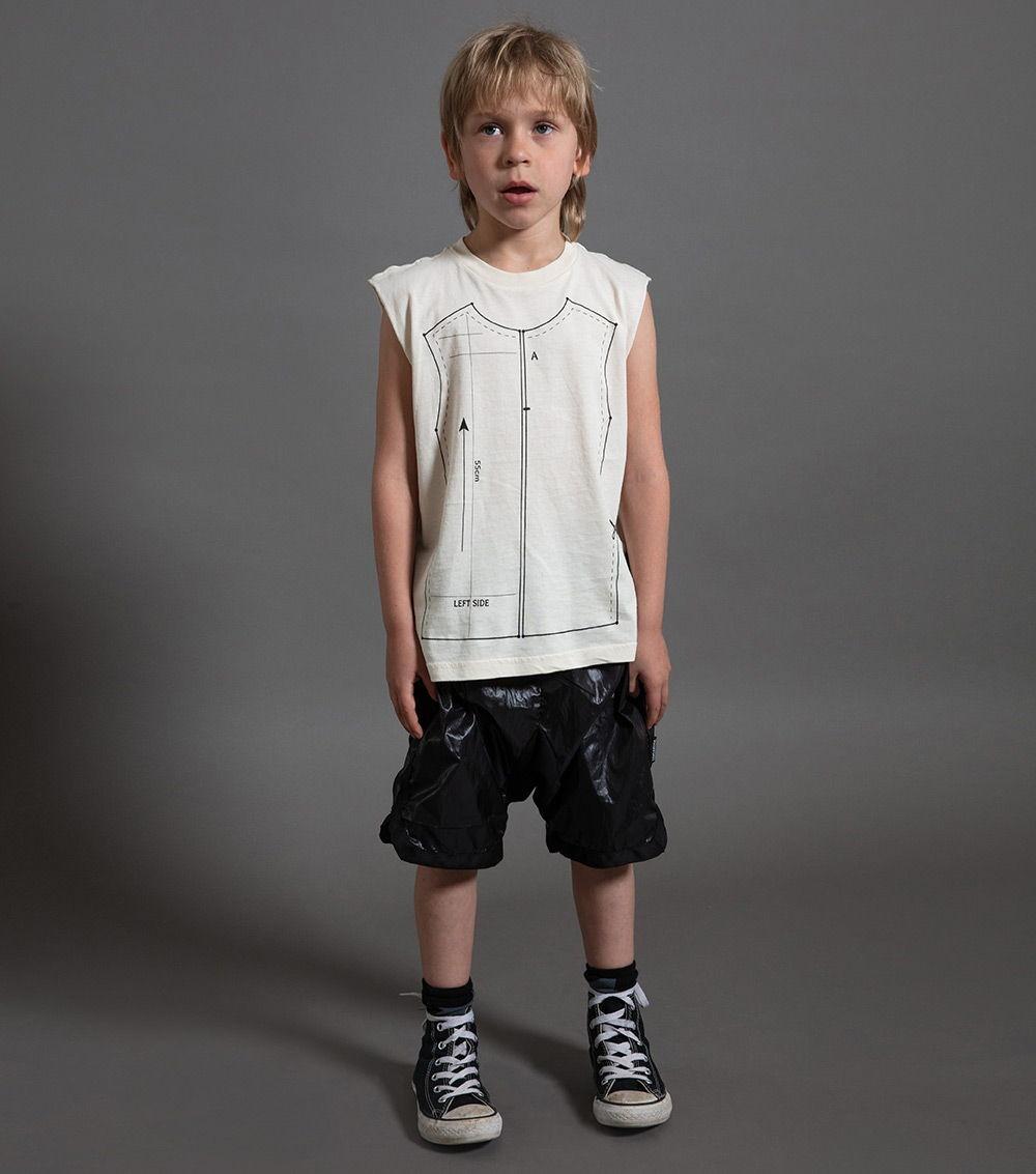 NUNUNU Nylon Basketball Shorts Black
